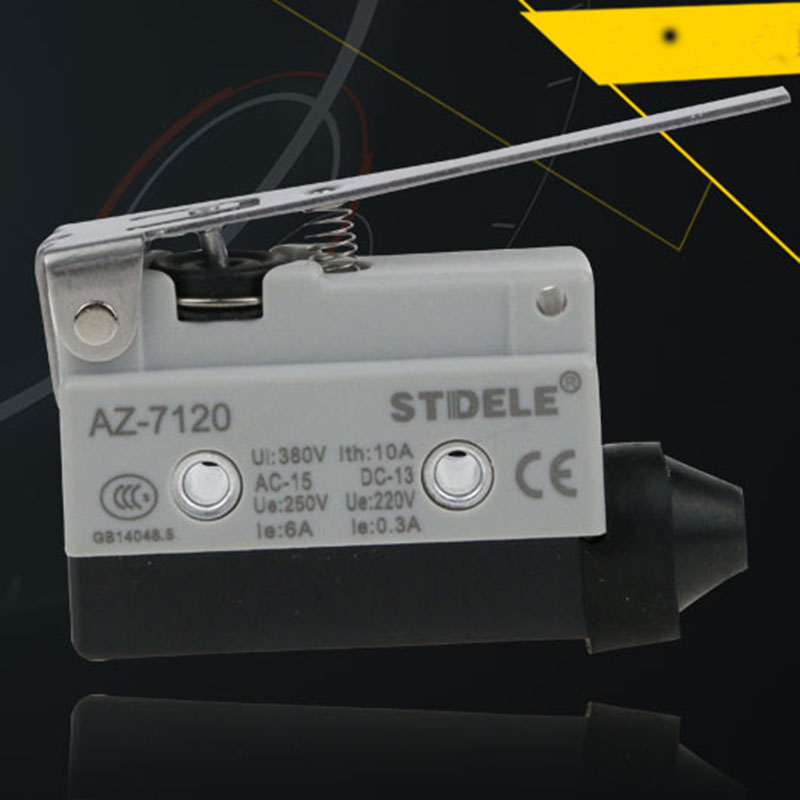 Micro Switch TZ AZ-7120 Waterproof Limit Switch Travel Switch One Open And One Close<br><br>Aliexpress