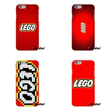 Love Lego Logo Art Poster For Samsung Galaxy S3 S4 S5 MINI S6 S7 edge S8 Plus Note 2 3 4 5 Silicone Soft Phone Case(China)