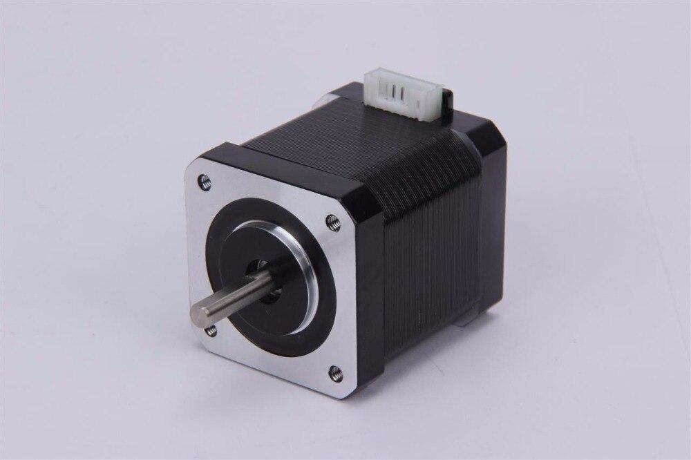 Nema 23 Stepper Motor bipolar 2 phase 4 leads 82mm 12V 4.4A 2.5Nm(354oz.in) 3D printer motor<br><br>Aliexpress