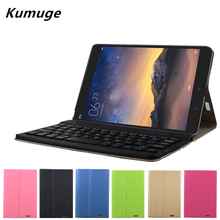 Wireless Bluetooth Keyboard Case for Xiaomi Mipad 3 Mi Pad 3 MiPad 2 Mi Pad 2 PU Leather Tablet Case Stand Capa Para+Film +Pen