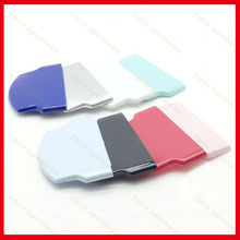 5pcs Battery Pack Cover Shell Case for PSP2000 Controller Battery Cover(China)