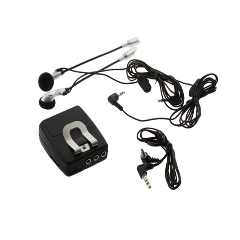 Motorbike Motorcycle Helmet Audio Intercom Headset With audio input plug MP3 (1)