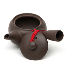 125ML Yixing Handmade Chinese Tea Set Pot Chinese Kung Fu Tea Pots Kettle Teapot Zisha Ceramic Pottery China Tea Sets Pitcher