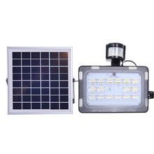 2pcs LED Solar Floodlight 30W Outdoor Lighting LED Solar Flood Light 5730 SMD Yard Street Path Landscape Seucrity Lamp DC12V 24V
