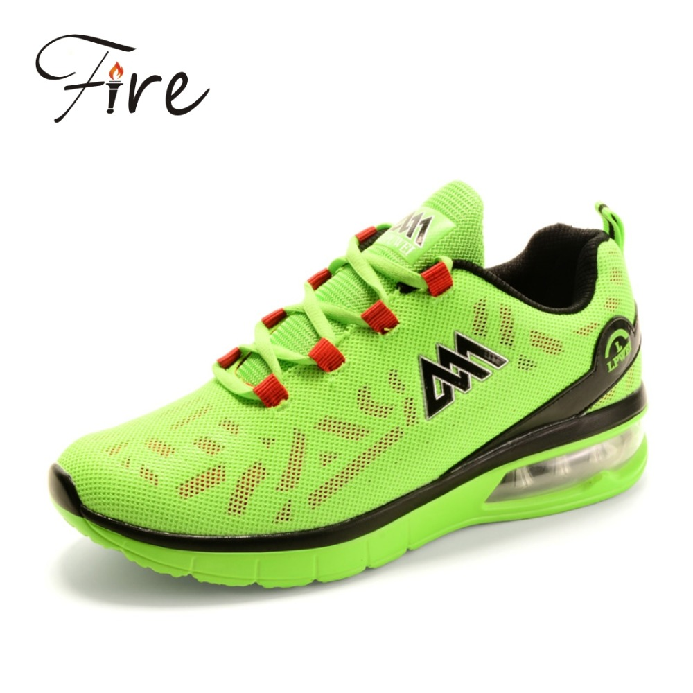 Sport Brand 2017 New Trendly Soles Breathable Cushioning Women and man Female Athletic Running Shoes Sports Sneakers zapatillas<br><br>Aliexpress