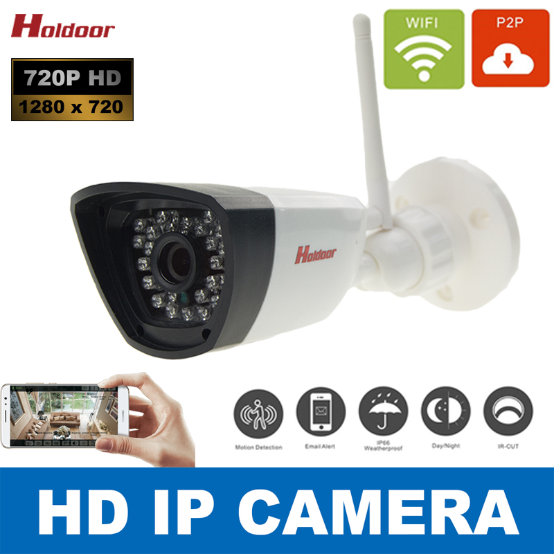 720P 1200TVL Wireless IP Camera Waterproof P2P ONVIF micro SD 1.0MP In/Outdoor WIFI Cam Nignt Vision mini CCTV Surveillance IPC<br><br>Aliexpress