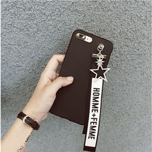 New ideas with five-pointed star hand with a mobile phone shell for vivo X9 plus X9 X7 plus X7 stripe all-inclusive phone shell