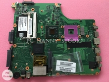 NOKOTION V000125430 6050A2169401 for Toshiba Satellite A305 A300 Laptop working Motherboard System Board s478 GM965 & free CPU(China)
