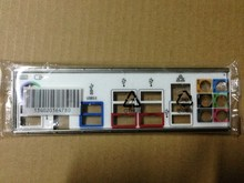 New I/O shield back plate of motherboard for M5A97 PRO 970 just shield backplate Free shipping