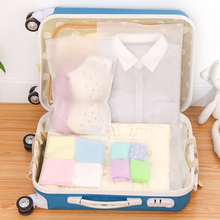 Creative Travelling Plastic Dust Proof Bag Mobile Phone Waterproof Sealed Bins Underwear Storage Boxes 5 Size Hot Sale 689