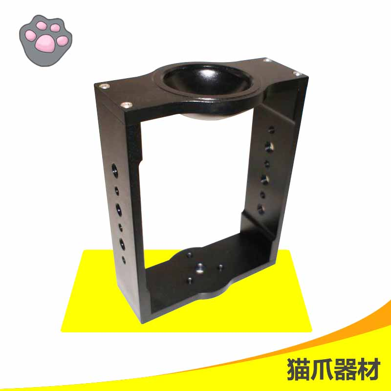 F07088 Professional Bowl Riser Convert Standard  Video Tripod Head Ball to Bowl Mount Compatible 75m 60mm 50mm<br><br>Aliexpress