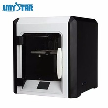 Full Assembled 3D Printer Box Type Large Printing Size LMYSTAR Desktop 3D Printer Colorful Touch Display Screen with SD Card(China)