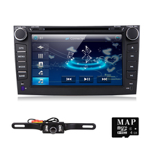 "FREE 8G MAPS 8"" 2 din MTK3360 Car DVD Automotivo DVD Player For Toyota Corolla with Bluetooth Radio Stereo GPS Navigation CAMERA(China)"
