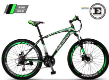 26*17 inch MTB disc brake steel frame mountain bike 26 inch bicycle 21 speed bike no folding bike 160-185CM EUROBIKE