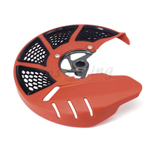 Front Brake Disc Rotor Guard Cover Protector For KTM EXCF 125 200 250 300 350 400 450 500 505 525 EXC250F EXC350F 2016-2017