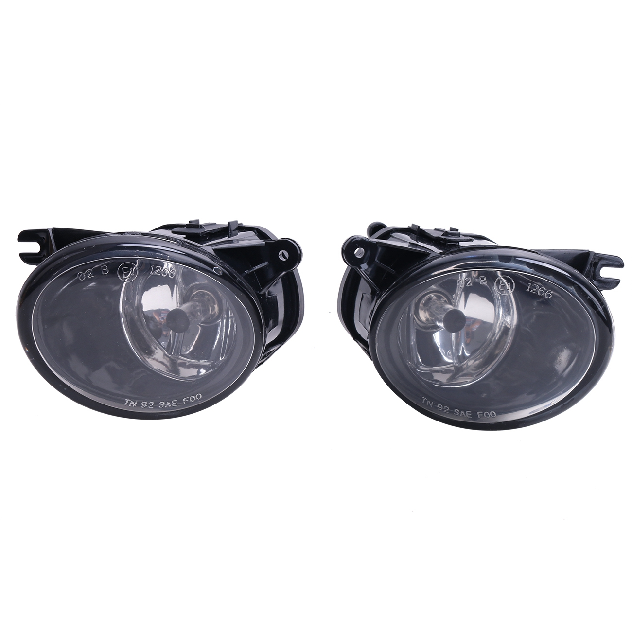 1 Pair Front Driving Lamps Fog Lights For Audi A6 C5 S6 Quattro 2002-2005 //<br>
