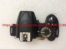 Repair Parts For Nikon D3100 Top Cover Case Assembly Unit With Mode Dial Power Switch Shutter Button
