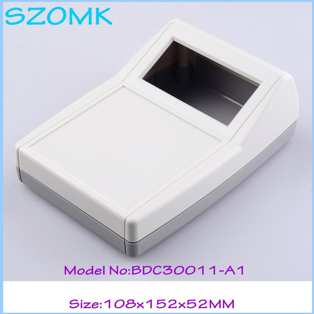 free shipping cabinet electronic case (1pcs) 108*152*52mm project box plastic electronic enclosure box plastic instrument case<br><br>Aliexpress