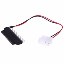 High Quality Adapter Hard Disk Drive IDE 3.5 to 2.5 Laptop Convertor Card  Power Cable 17cm for 2.5 inch Hard Disk