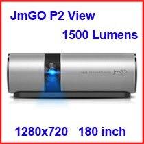 6 JmGO P2 View Proyector