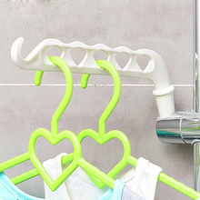 multi-purpose bathroom shelf accessories colgador llaves decorative towel rack hook shower wall coat hanger organizer