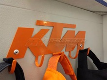 Orange Maintenance Tool Clothes Hook For K T M