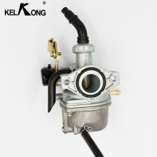 KELKONG OEM 19mm PZ19 Motorcycle Carburetor automatic 50cc 70cc 90cc 110cc atv 110cc Dirt Bike Carb Choke Taotao carburettor(China)