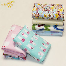50x70cm 100% Cotton Baby EVA Waterproof Bed Nappy Changing Sheet Mat Cover Urine Pad Mattress SAD-4119
