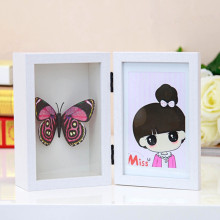 Shdow Box Frame Gift Shadow Box Frame photo frame(China)