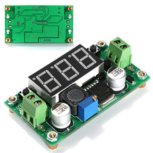 1pc Adjustable DC-DC LM 2596 Converter Buck 2A Mayitr Step Down Power Supply Module High Efficiency Voltage Regulator