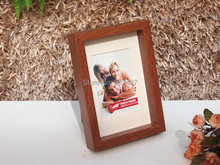 Hot Sale Wood Frame Picture Fame 4x6 inch(China)