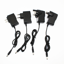 8.4V 1A Battery Charger Power Adapter for LED Flashlight Bicycle Bike Light Torch Battery Pack