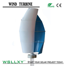 100W 12V 24V Vertical Axis Wind Turbine Wind Energy Generator use for Home/Boat/Street