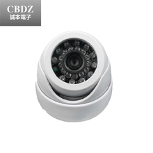 Wholesale CMOS 800TVL Security camera 24leds IR 25 meters dome camera cctv camera Stairs& Aisle&Elevator Free shipping