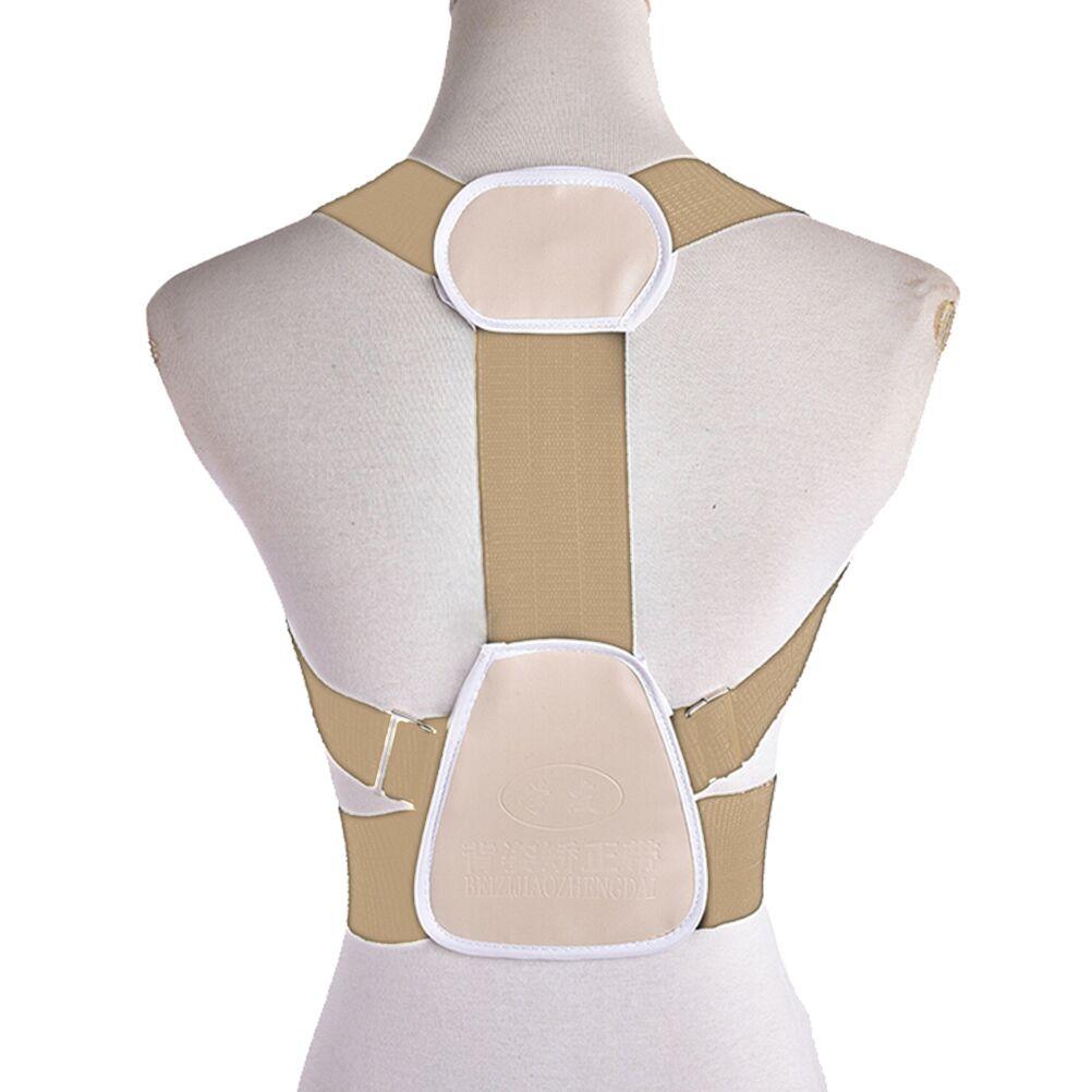 Shoulder Back Support Posture Correction Men Women Magnetic Belt Orthopedic Magnetic Therapy Corset Back Posture Corrector