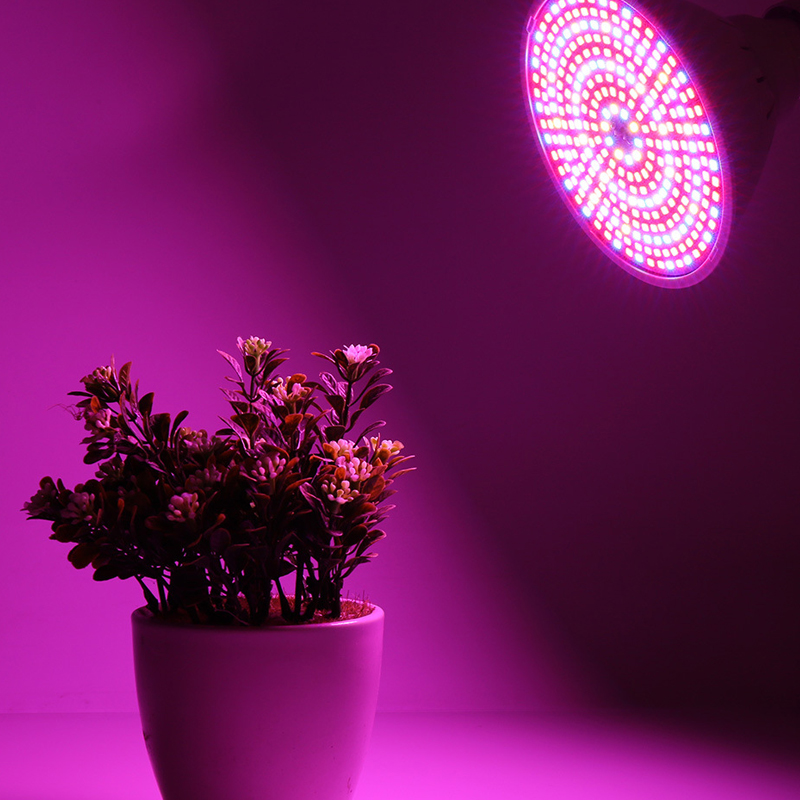 E27 Base 15W 20W 30W led grow light Hydroponic lighting with Clip plants Lamps for hydroponics system indoor garden greenhouse (18)