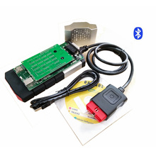 Tcs Cdp 150 Diagnostic-tool NEC Relay Double Green PCB 2015R3 keygen in CD New VCI LED 3IN1 CDP
