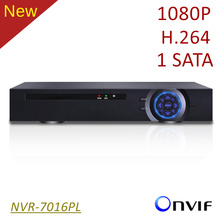 ElitePB NVR 16CH HD1080P H.264 1 sata CCTV IP Network Video Recorder pal/ntsc Support Onvif Remote Access by mobile phone