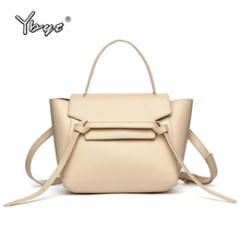 Buy YBYT brand 2018 New shelves Bat bag ladies fashion handbags women totes shopping packet female shoulder messenger crossbody bags for $39.98 in AliExpress store