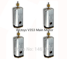 4 Pcs/lot WLtoys V262 V353 V666 V333 Quadcopter Parts Main Motor For WL V353 Free Shipping