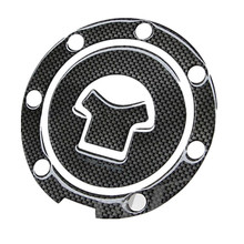 Motorcycle Fuel Tank Pad Gas Oil Cap Cover Sticker Decal Protector Carbon For Honda CBR RVF VFR CB400 CB1300 CBR1000RR CBR600R