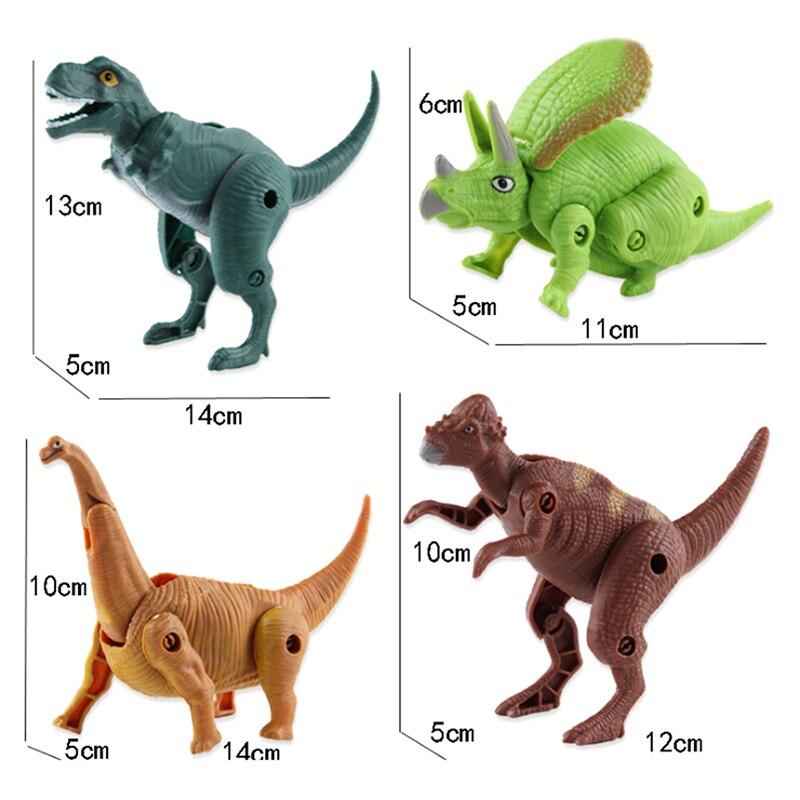 Magic Hatching Dinosaur Add Water Growing Dino Eggs Inflatable Child Kid Toy vbu