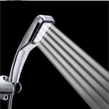 PVIVLIS Shower Head Rainfall 4 Kinds Of Bathroom Hand Shower Square High Pressure Handheld Spa Shower Water Saving Chuveiro
