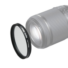 new arrive 58MM 6 Point Star Filter  for Canon EF 18-55mm 50mm 85mm Camera Lens free shipping