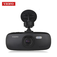 VIOFO Car DVR Original G1W-S Upgraded HD 1080P DashCam Super Capacitor Novatek96650 Camcorder IMX323 Car Dash Cam Camera DVR