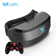 NEW UGP 3D VR Glasses VR All In One Virtual Reality 5.5 inch 1920*1080 Eight Core HDMI 2.5K HD Display Immersive 3D Cinema Games