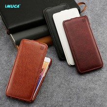 for Meizu pro 6 case cover m3s m3 mini flip leather cases for meizu m3 note iMUCA Mobile phone bag with Tracking Original(China)