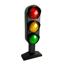 Traffic light automatic light switching vehicle toy one pcs(China)