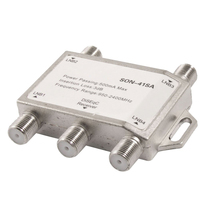 Promotion! 950-2400MHz 4 FTA TV LNB Satellite Control DISEQC Switch(China)