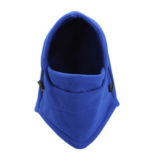 Cycling Hats Outdoor Sports Neck Fleece Breathable Balaclavas Headgear Winter Ear Windproof Warm Mask Motorcycle Bicycle Scarf